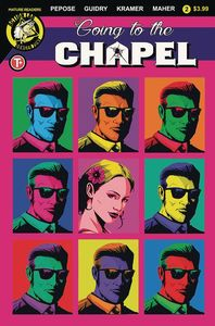 [Going To The Chapel #2 (Cover B House) (Product Image)]