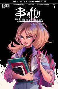 [Buffy The Vampire Slayer: Tea Time #1 (Cover C Boo Variant) (Product Image)]