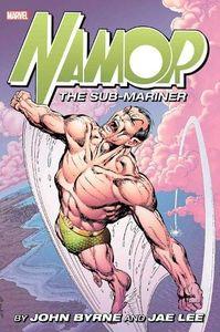 [Namor: Sub-Mariner: By Byrne & Jae Lee: Omnibus (Hardcover) (Product Image)]
