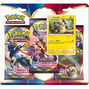 [Pokemon: Booster Triple Pack: Sword & Shield (Product Image)]