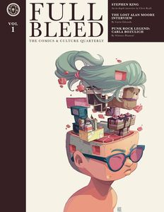 [Full Bleed: Volume 1 (Hardcover) (Product Image)]