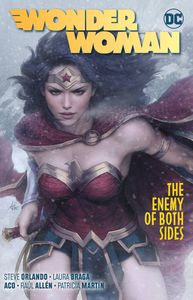 [Wonder Woman: Volume 9: The Enemy Of Both Sides (Product Image)]