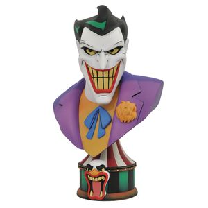 [Batman: The Animated Series: Legends In 3D Bust: Joker (Product Image)]