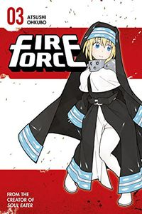 [Fire Force: Volume 3 (Product Image)]