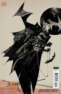 [Batman's Grave #11 (Card Stock Ashley Wood Variant Edition) (Product Image)]