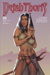 [Dejah Thoris (2019) #10 (Cover C Linsner) (Product Image)]