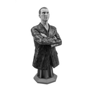 [Doctor Who: Masterpiece Collection Maxi Bust: 9th Doctor (Product Image)]
