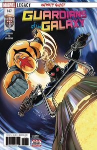 [Guardians Of Galaxy #147 (2nd Printing Kuder Variant) (Legacy) (Product Image)]
