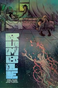[Rumble #4 (Cover A Rubin) (Product Image)]