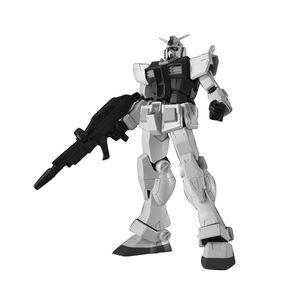 [Mobile Suit Gundam: Gundam Universe Action Figure: RX-78-2 Gundam (Product Image)]