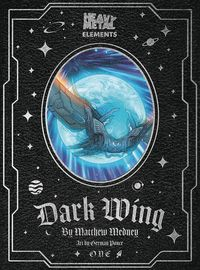 [The cover for Dark Wing #1]