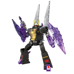 [Transformers: Generations: Legacy Action Figure: Deluxe Kickback (Product Image)]