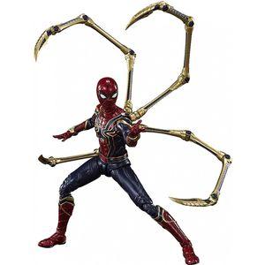 [Avengers: Endgame: SH Figuarts Action Figure: Iron Spider (Final Battle) (Product Image)]