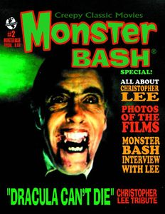 [Monster Bash Special #2 (Christopher Lee) (Product Image)]