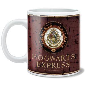 [Harry Potter: Mug: Hogwarts Railways (Product Image)]