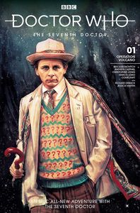 [Doctor Who: 7th Doctor #1 (Cover A Zhang) (Product Image)]