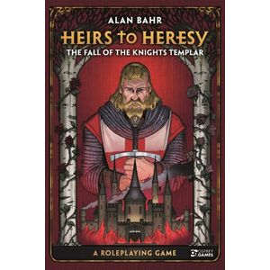[Heirs To Heresy: The Fall Of The Knights Templar (Hardcover) (Product Image)]
