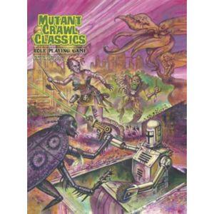 [Mutant Crawl Classics: Core Rulebook (Product Image)]