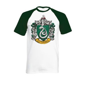 [Harry Potter: T-Shirt: Slytherin House Crest (Product Image)]