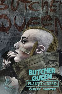 [Butcher Queen: Planet Of The Dead #1 (Cover B Tim Bradstreet) (Product Image)]