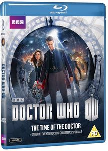 [Doctor Who: Time Of The Doctor (Blu-Ray) (Product Image)]