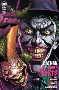 [Batman: Three Jokers #1 (Joker Fish Premium Variant) (Product Image)]