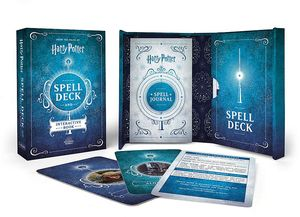 [Harry Potter: Spell Deck & Interactive Book Of Magic (Product Image)]