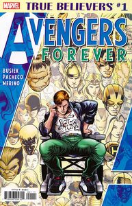 [True Believers: Avengers Forever #1 (Product Image)]
