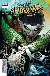 [Symbiote Spider-Man: Alien Reality #4 (Product Image)]
