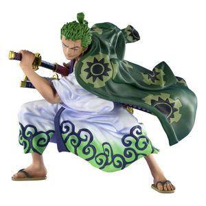 [One Piece: Figuarts ZERO PVC Statue: Roronoa Zoro (Zorojuro) (Product Image)]