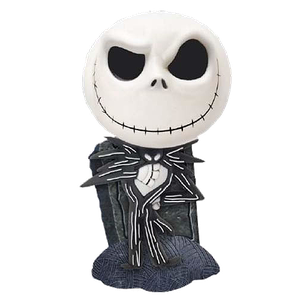 [Nightmare Before Christmas: Figural Bank: Cute Jack (Product Image)]