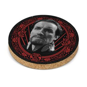 [Doctor Who: Anniversary Collection: Coaster: The Master (Anthony Ainley) (Product Image)]