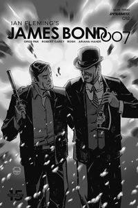 [James Bond: 007 #12 (Cover A Johnson) (Product Image)]