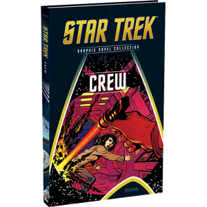 [Star Trek: Graphic Novel Collection: Volume 108: Star Trek: Crew (Product Image)]