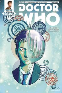 [Doctor Who: 10th Doctor: Year Three #13 (Cover A Zanfardino) (Product Image)]