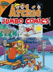 [Archie: Jumbo Comics Digest #316 (Product Image)]