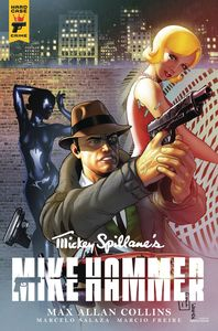 [Mike Hammer #2 (Cover B Salaza) (Product Image)]