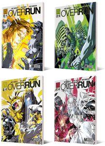 [Overrun #1-4 Mini Series Set (Forbidden Planet Exclusive Set) (Product Image)]