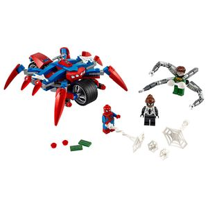 [LEGO: Spider-Man: Bike (Product Image)]