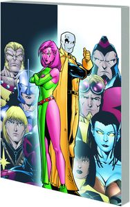 [Exiles: Ultimate Collection: Volume 5 (Product Image)]