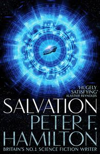 [The Salvation Sequence: Book 1: Salvation (Hardcover) (Product Image)]