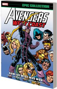 [Avengers: West Coast: Epic Collection: How The West Was Won (Product Image)]