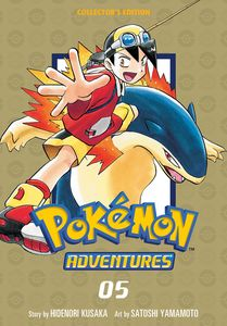 [Pokemon Adventure: Collectors Edition: Volume 5 (Product Image)]