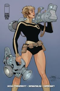 [Section Zero #4 (Cover B Dodson) (Product Image)]