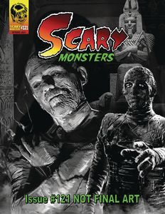 [Scary Monsters Magazine #121 (Product Image)]