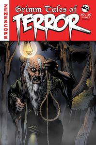 [Grimm Fairy Tales: Grimm Tales Of Terror: Volume 3 #10 (A Cover Eric J) (Product Image)]