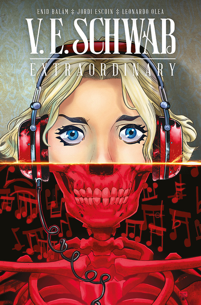[The cover for Extraordinary #0]