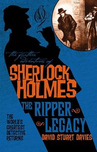 [The Further Adventures Of Sherlock Holmes: The Ripper Legacy (Product Image)]