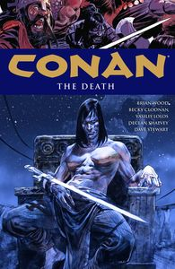[Conan: Volume 14: The Death (Product Image)]