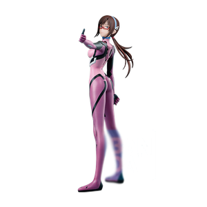 [Evangelion: 3.0 + 1.0: Ichibansho Figure: Mari Makinami Illustrious (Product Image)]